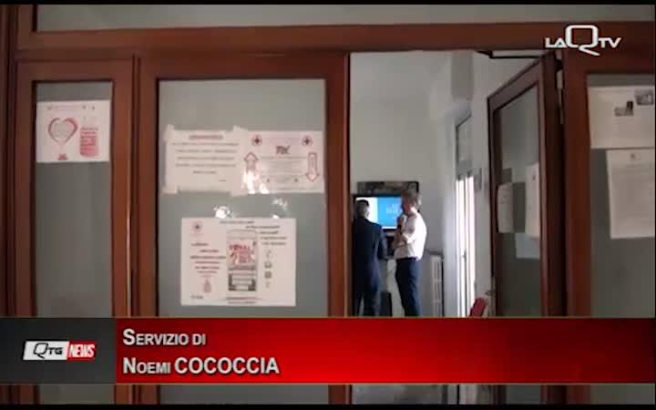 CROCE ROSSA: RIAPRE IL CENTRO RACCOLTA SANGUE A L'AQUILA, OBIETTIVO SUTOSUFFICIENZA