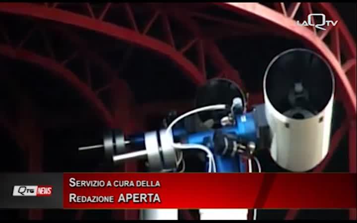 NASCE L'OSSERVATORIO ASTRONOMICO D'ABRUZZO