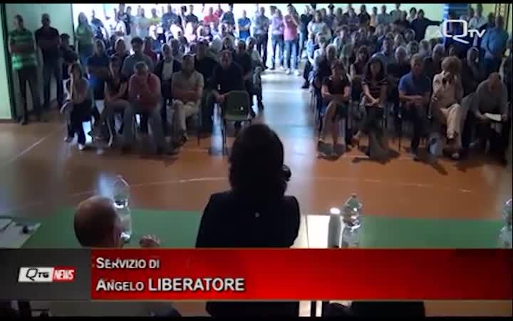 LA SORTE DEL CEMENTIFICIO DI CAGNANO AGITA POPOLAZIONE E POLITICA