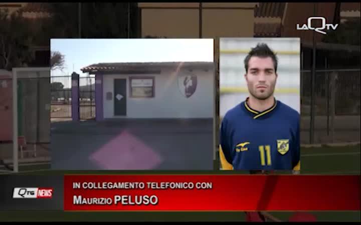 CESSIONE L'AQUILA CALCIO; PELUSO, SAREI RIMASTO MA NON C'ERANO LE CONDIZIONI