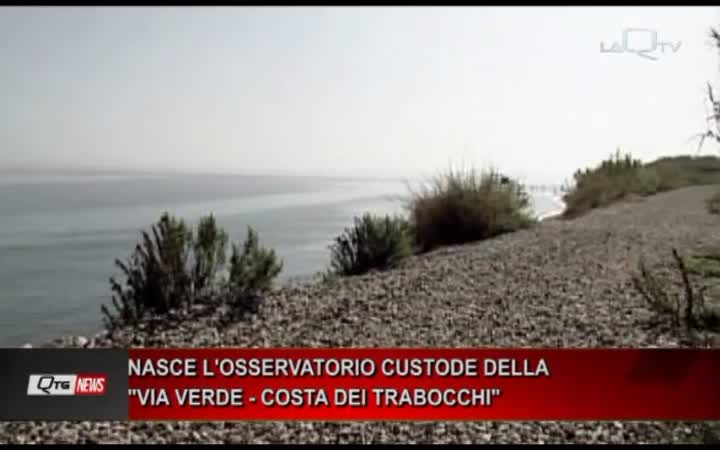 NASCE L'OSSERVATORIO CUSTODE DELLA