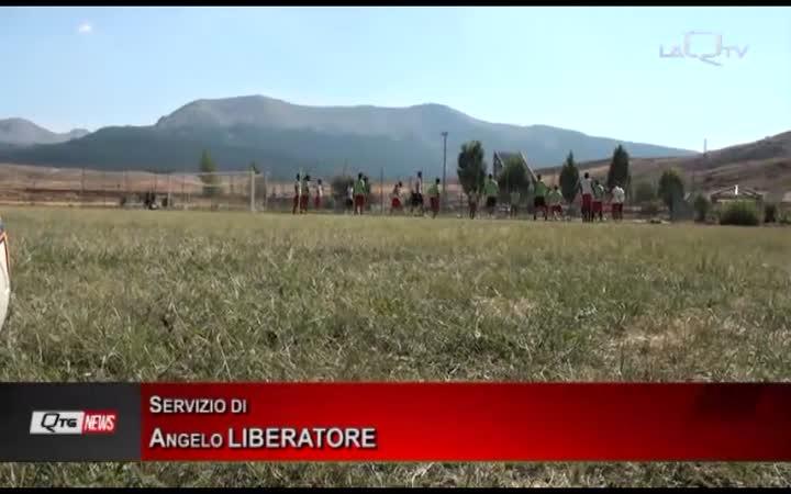 Sudore, tranquillità, mercato: così Battistini sta plasmando L'Aquila Calcio 2017/2018