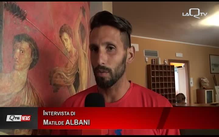 L'AQUILA CALCIO: ECCO BOLDRINI E CAFIERO