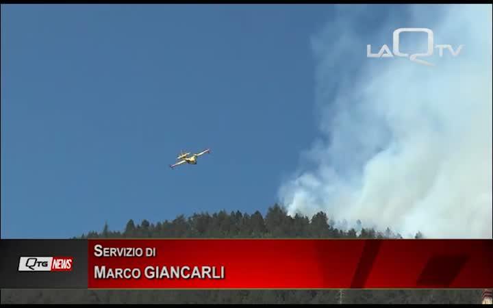 Incendi : il sottosegretario Mario Mazzocca elogia il lavoro dei vigili del fuoco e dei volontari