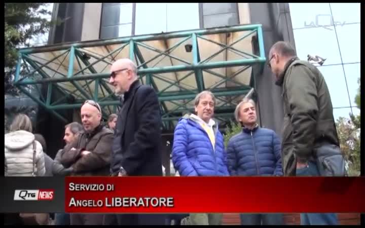 INTECS CHIUDE LO STABILIMENTO AQUILANO CGIL BACCHETTA L'AZIENDA ED ANNUNCIA BATTAGLIA