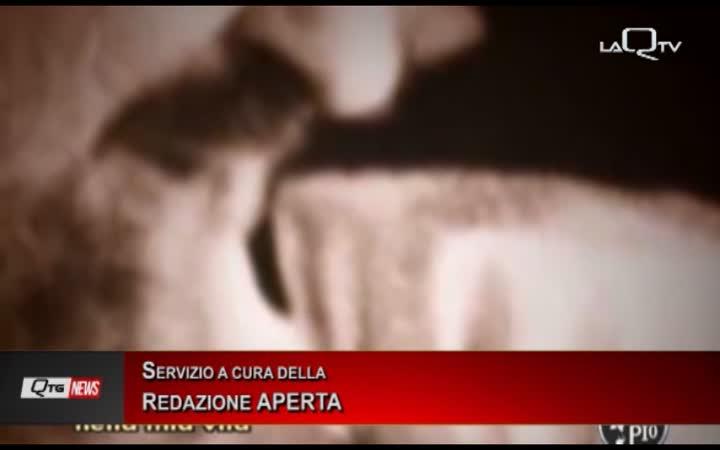 L'ABRUZZO A ROMA A SAN SALVATORE IN LAURO CON SAN PIO E LA PROTEZIONE CIVILE