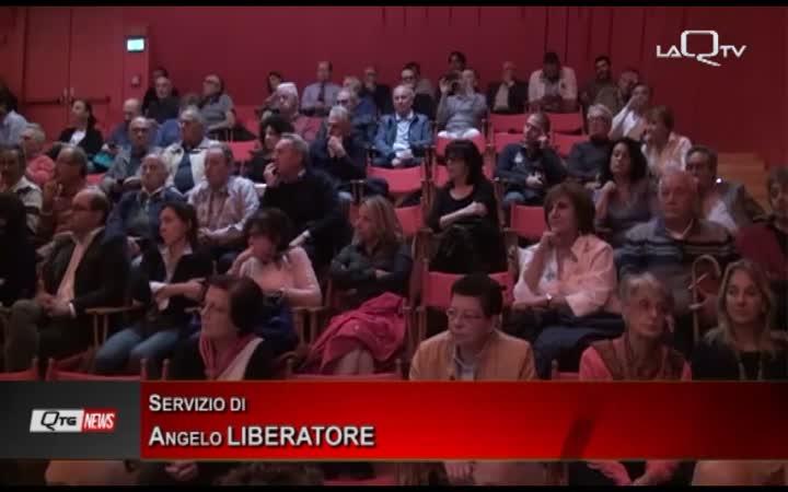 Susanna Camusso a L'Aquila tra Intecs, Masterplan e Trasporto Pubblico Locale