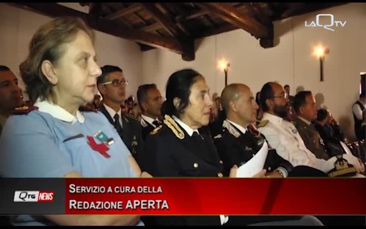 Capestrano conferisce la cittadinanza onoraria a Santo Marcianò