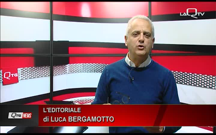 L'EDITORIALE DI LUCA BERGAMOTTO