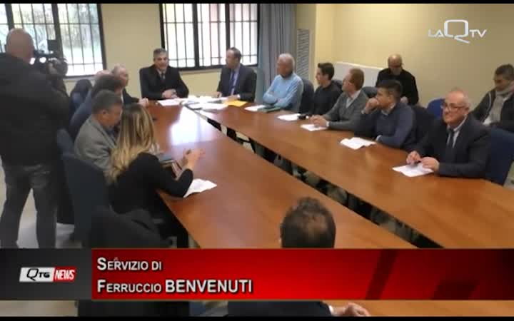 FRANE. 19,7 MLN A VENTI COMUNI ABRUZZESI SINDACI E D'ALFONSO FIRMANO LA CONVENZIONE