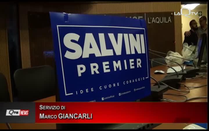 Prima conferenza programmatica a L'Aquila per Noi con Salvini Abruzzo