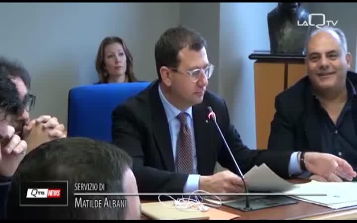 NUOVA PESCARA: I SINDACI IN COMMISSIONE BILANCIO
