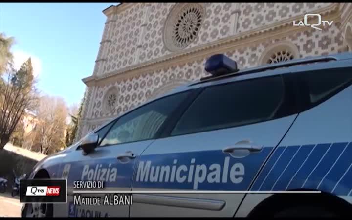 POLIZIA MUNICIPALE L'AQUILA: FESTA DEL PATRONO