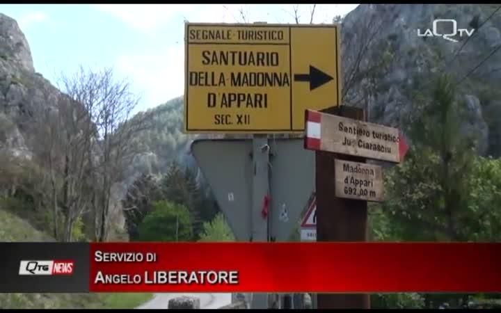 SENTIERI DELLA MADONNA D'APPARI: STUDENTI IN CAMPO TRA RIQUALIFICAZIONE E CATALOGAZIONE