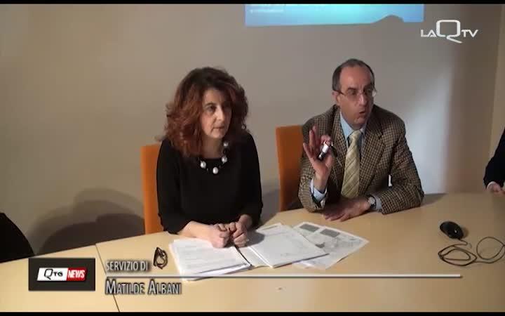 A L'AQUILA COLONNINE AUTOBUS E BICI ELETTRICHE