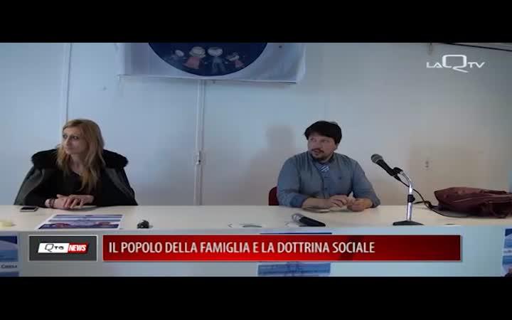 IL POPOLO DELLA FAMIGLIA E LA DOTTRINA SOCIALE