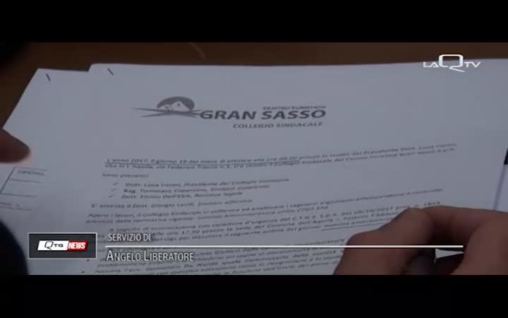 CTGS, IL CASO DE NARDIS AGITA L'AMMINISTRAZIONE