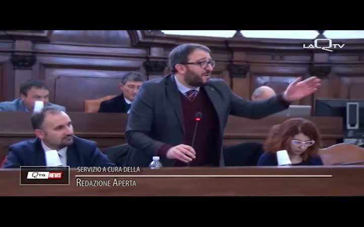 L'AQUILA: IN COMUNE SI APRE IL CASO LIRIS