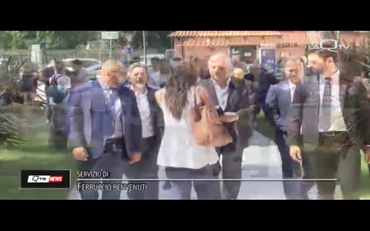 TAJANI AGLI STATI GENERALI DI FORZA ITALIA ABRUZZO