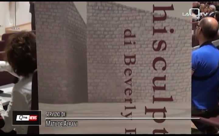 UN EVENTO PER L'ANFITEATRO SCULTURA DEL PARCO DEL SOLE