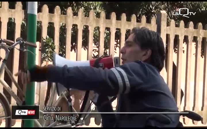 CARROZZINE DETERMINATE ABRUZZO A MONTECITORIO
