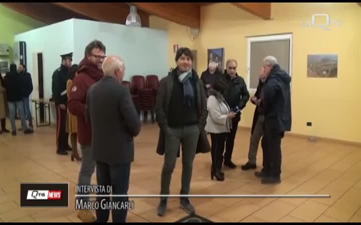 Giovanni Legnini incontra i sindaci del cratere sismico 2009