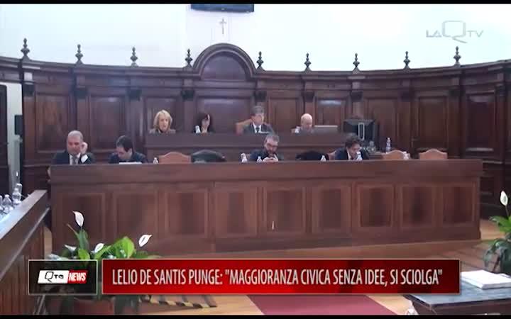 LELIO DE SANTIS PUNGE: