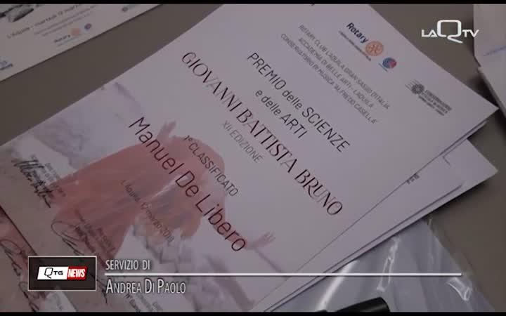 PREMIO DELLE SCIENZE E DELLE ARTI 2019