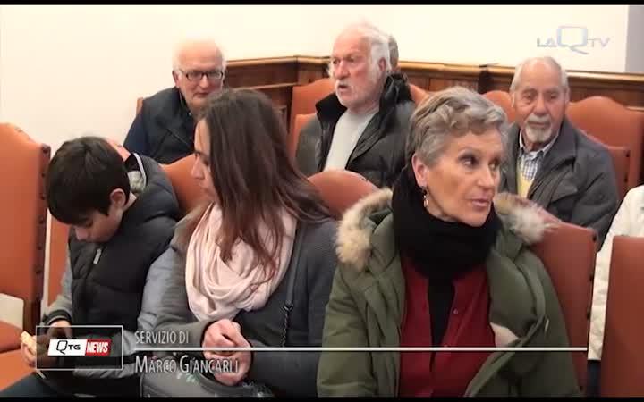 Comune L'Aquila: l'opposizione occupa l'aula del consiglio