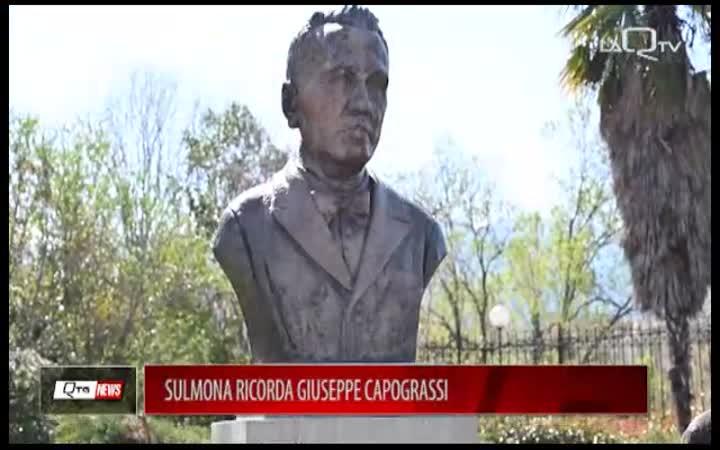 SULMONA RICORDA GIUSEPPE CAPOGRASSI