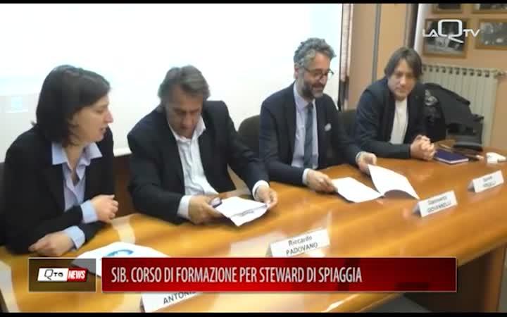 SIB. CORSO DI FORMAZIONE PER STEWARD DI SPIAGGIA
