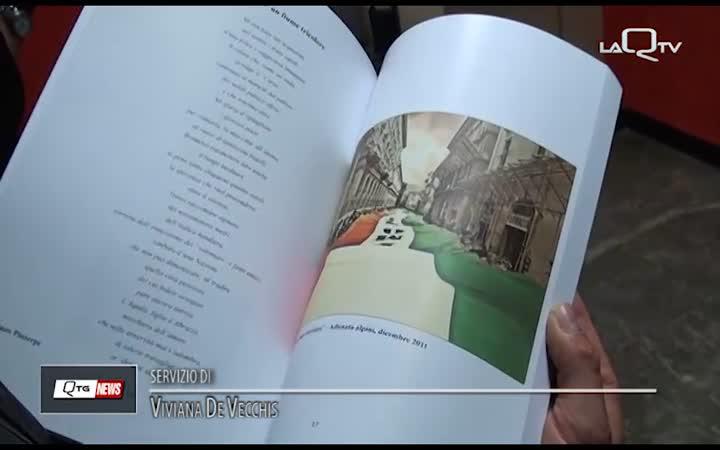 """L'AQUILA LUCI NELLA CITTÀ"""" IL LIBRO DI CICCOZZI"""