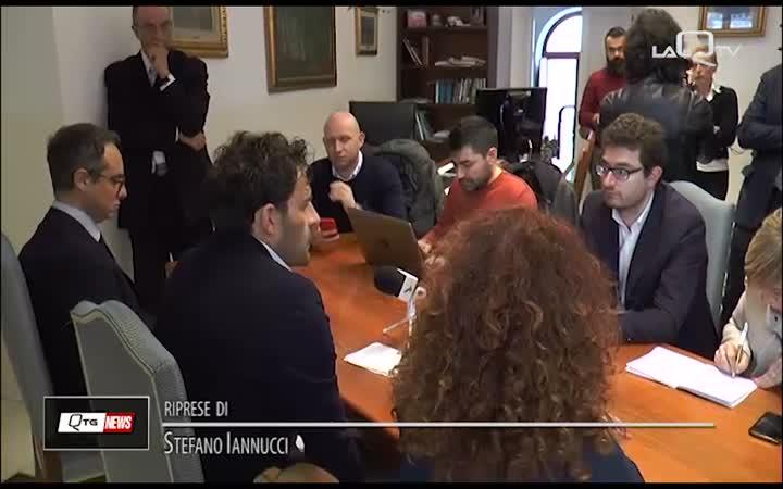 GIUNTA L'AQUILA: SI DIMETTE ALESSANDRO PICCININI