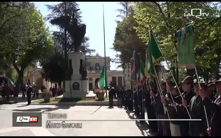 25 aprile: le celebrazioni nel capoluogo di regione