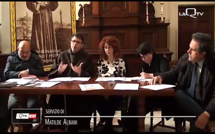 L'AQUILA, SAN BERNARDINO:  FIERA  E RITORNO DELLA PROCESSIONE