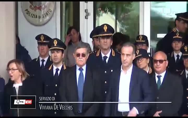 STAFFETTA DELLA MEMORIA: IL SAP RICORDA I CADUTI DELLA POLIZIA