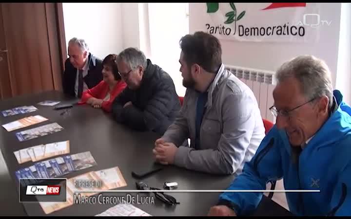 ELEZIONI EUROPEE, FRANCO ROBERTI A L'AQUILA