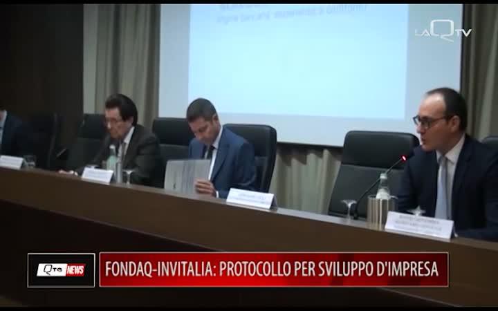 FONDAQ-INVITALIA: PROTOCOLLO PER LO SVILUPPO D'IMPRESA