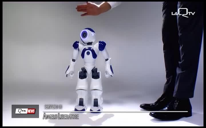 A L'AQUILA NAO, ROBOT PER LA TERAPIA PEDIATRICA