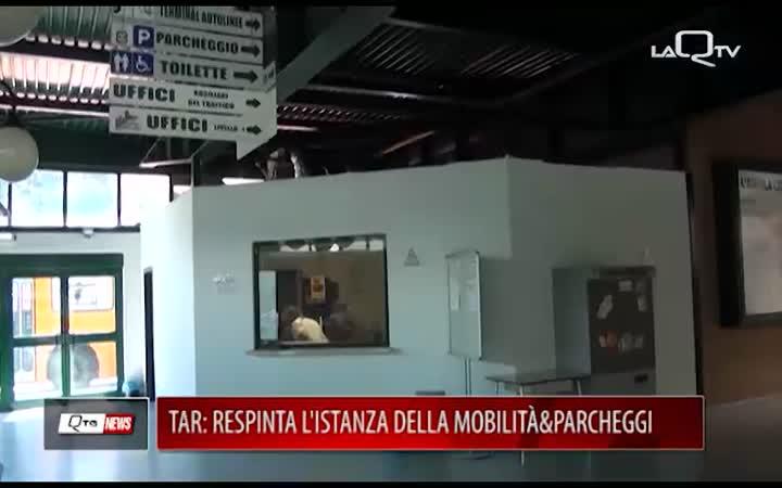 TAR: RESPINTA L'ISTANZA DELLA SOCIETA' MOBILITA' E PARCHEGGI
