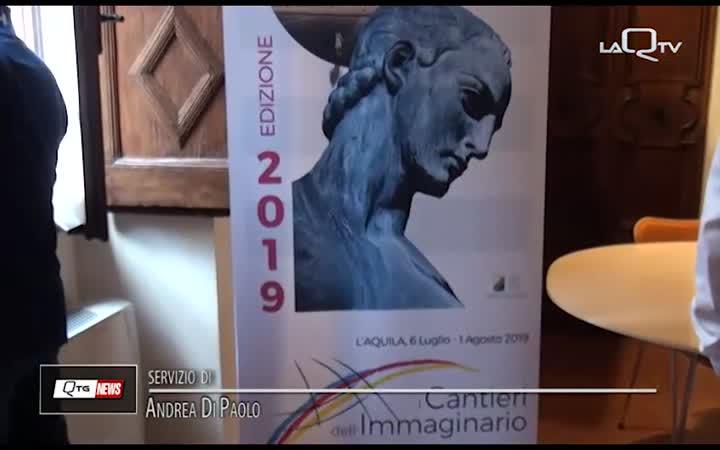 CANTIERI DELL'IMMAGINARIO, PRESENTATA L'EDIZIONE 2019