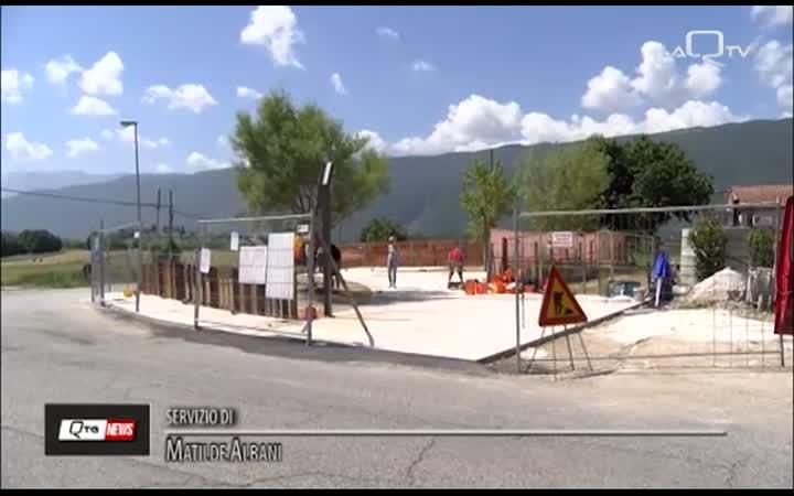 SAN DEMETRIO: ADOTTATA UN 'AREA- BIKE ATTREZZATA