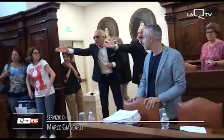 COMUNE AQ BILANCIO DI PREVISIONE APPRODA IN AULA