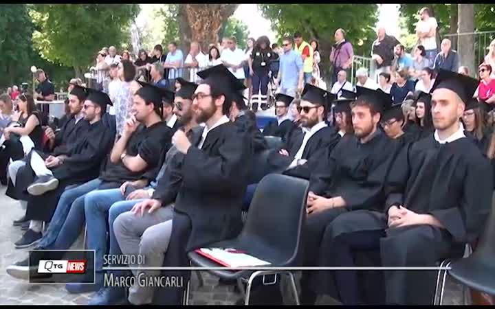 Graduation Day Univaq: oggi la cerimonia in centro