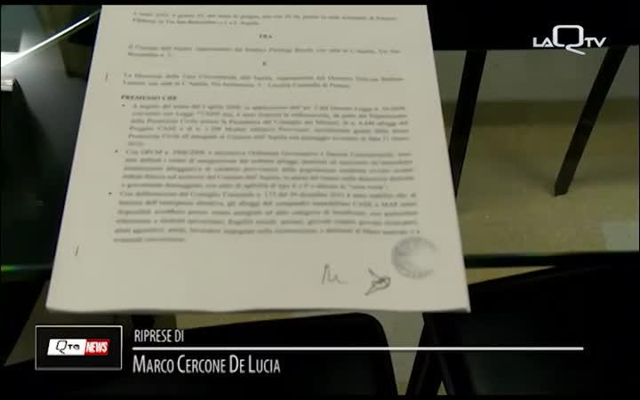 L'AQUILA, ACCORDO PER C.A.S.E. E MAP AD AGENTI PENITENZIARI