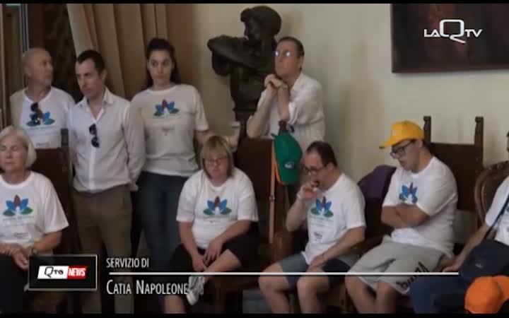 A PESCARA NASCE IL GIARDINO SENSORIALE D'ABRUZZO