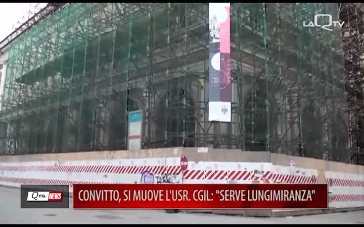 CONVITTO COTUGNO, SI MUOVE L'UFFICIO SCOLASTICO. CGIL: