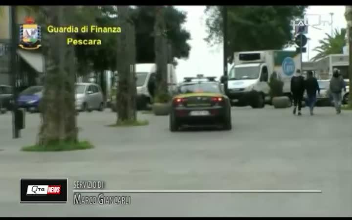 Fallitore seriale, Gdf di Pescara sequestra mezzo milione di euro