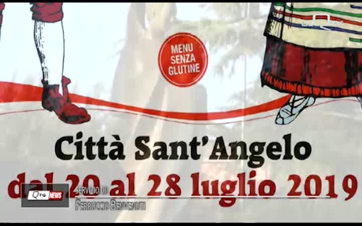 DALL'ETNA AL GRAN SASSO A CITTÀ SANT'ANGELO DAL 20 AL 28 LUGLIO