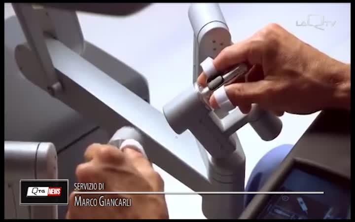 SAN SALVATORE: L'ECCELLENZA DEL ROBOT CHIRURGICO